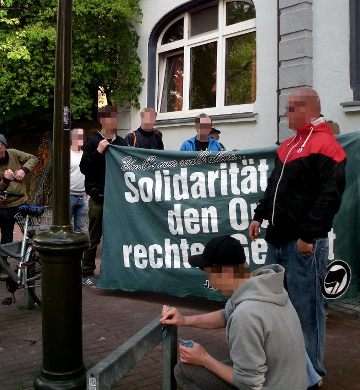 Antifa_Spaziergang_Uelzen_4